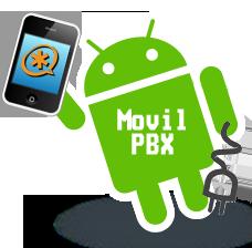 conecta movil a pbx